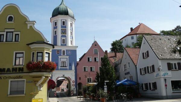Burgau Stadttor