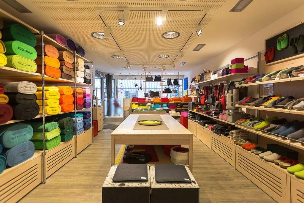 filzwelt Günzburg Store