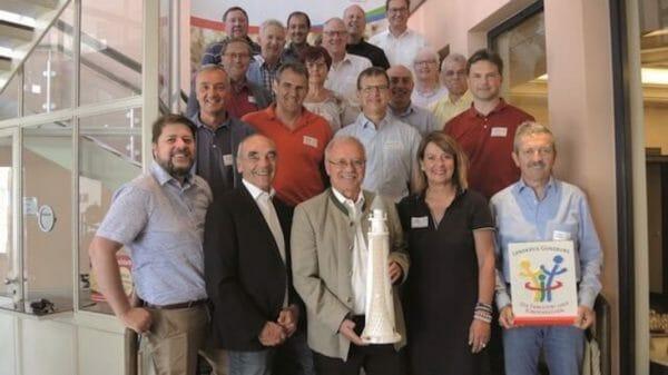 Landrat Günzburg und Team